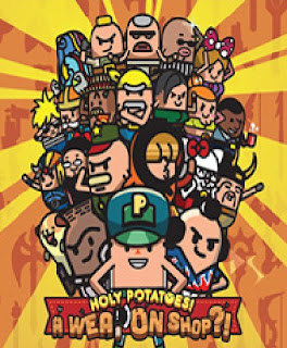 Holy Potatoes A Weapon Shop (PC) 2015