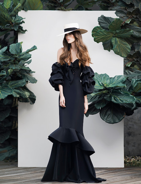 Ruffles Romantic Looks by Johanna Ortiz