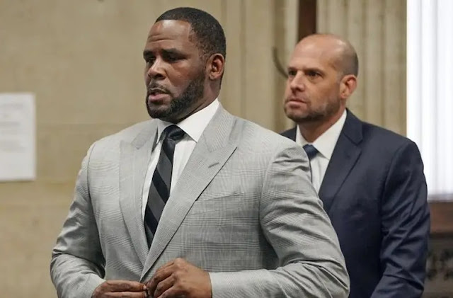 R. Kelly To Face Life Imprisonment After Being Found Guilty Of Sex Trafficking