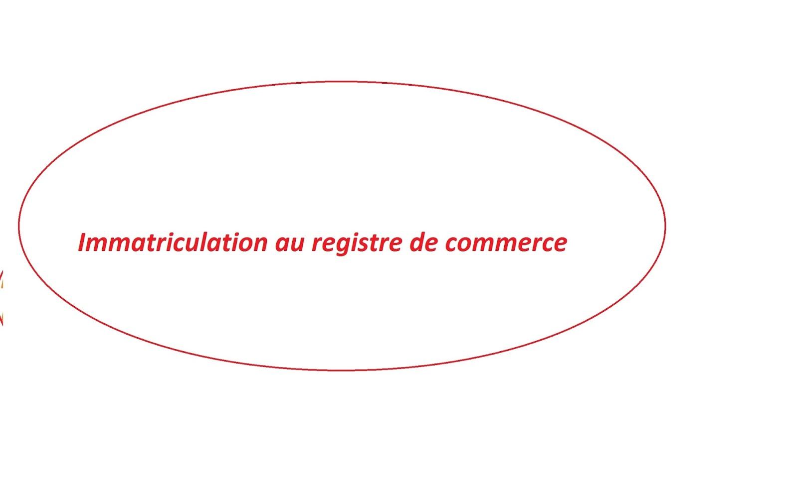 Immatriculation au registre de commerce d partement - Immatriculation chambre de commerce ...