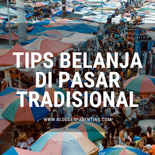 Tips belanja di pasar tradisional