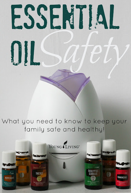 Essential oils are derived from plants and are all natural, but that doesn't mean all of them are safe to use!