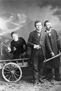 Nietzsche y Lou von Salomé: un amor imposible, Tomás Moreno, Ancile