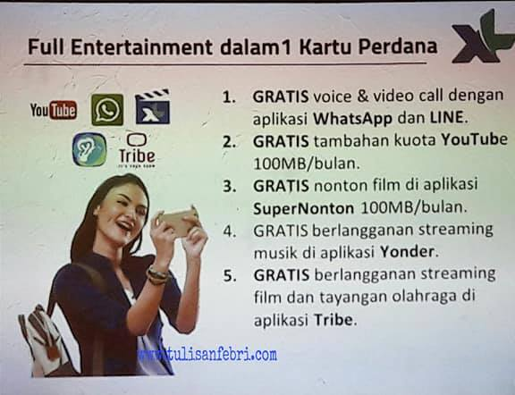 XL Youtube tanpa kuota, XL , Youtube, tulisanfebri.com