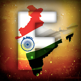 Indian Profile Picture Image and DP Photo Letter F