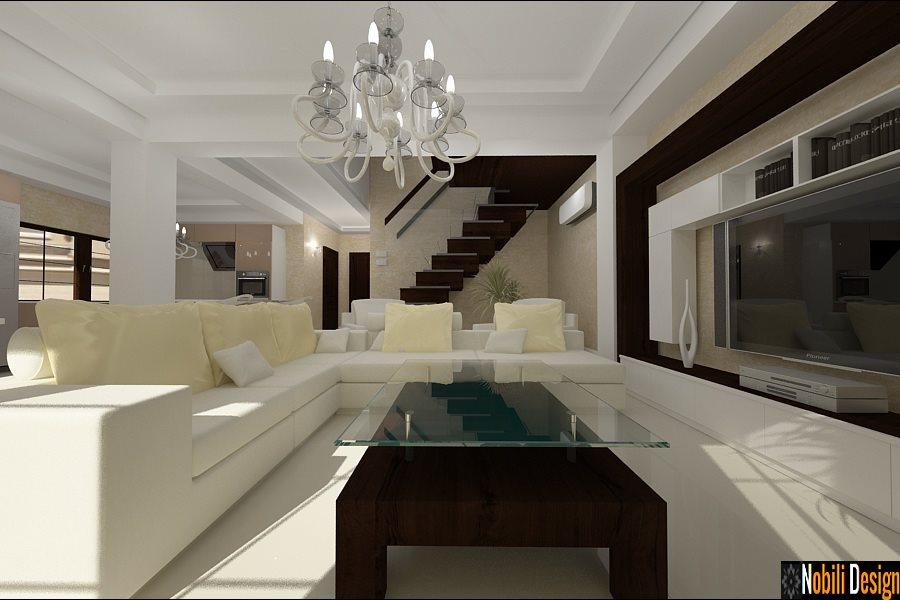 Design interior living apartament Bucuresti | Amenajari interioare Bucuresti | Arhitect Bucuresti