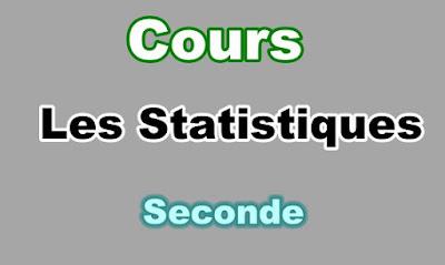 Cours de Statistiques en Seconde PDF