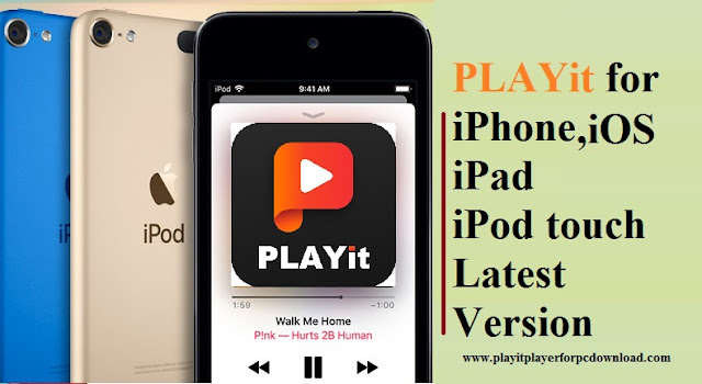 PLAYit for iOS