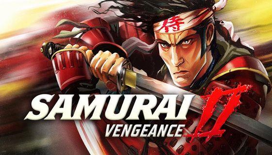 الساموراي الثاني الانتقام