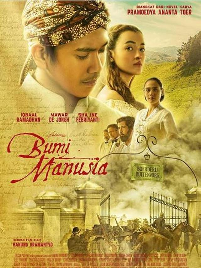 Review Film Bumi Manusia: Antara Kata dan Visual