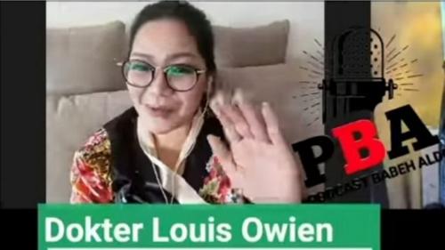 Polisi: dr Lois Akui Pernyataannya soal COVID Tak Berlandaskan Riset