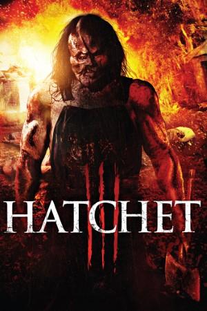 Download Hatchet III (2013) English Movie 720p BluRay 700MB
