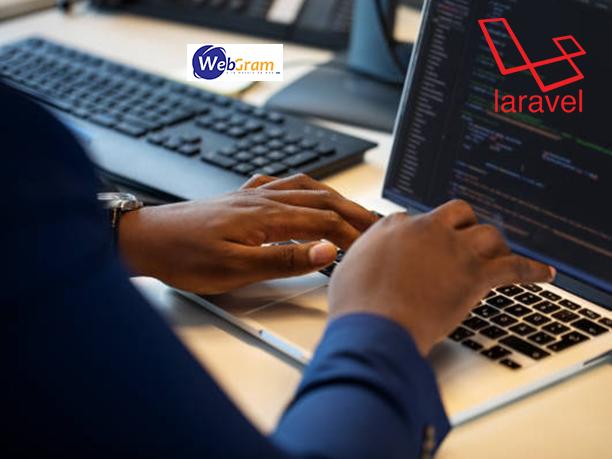 Développement  de logiciels avec le framework Laravel : WEBGRAM, meilleure entreprise / société / agence  informatique basée à Dakar-Sénégal, leader en Afrique, ingénierie logicielle, développement de logiciels, systèmes informatiques, systèmes d'informations, développement d'applications web et mobiles