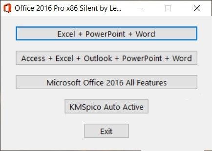 Tải về Office 2016 Full và hướng dẫn cài đặt