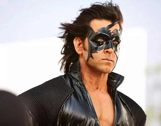 Hrithik Roshan Straight Layers