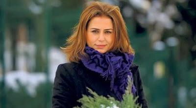 تقرير عن الممثلة التركية نازان كيسال Nazan Kesal