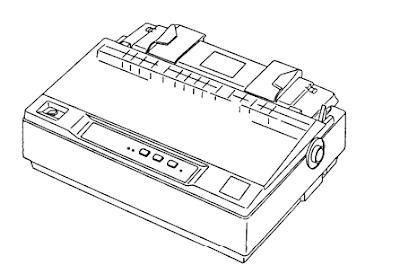 Motores de la impresora epson: MOTOR DE IMPRESORA EPSON LX-300