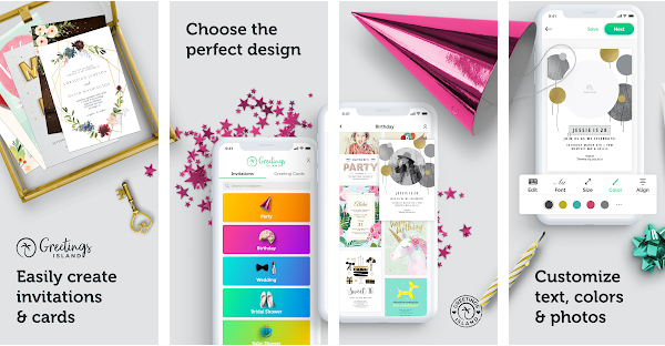 Invitation maker & design Android App