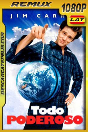 Todopoderoso (2003) 1080p BDRemux Latino – Ingles