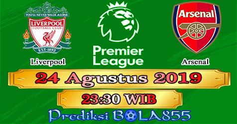 Prediksi Bola855 Liverpool vs Arsenal 24 Agustus 2019