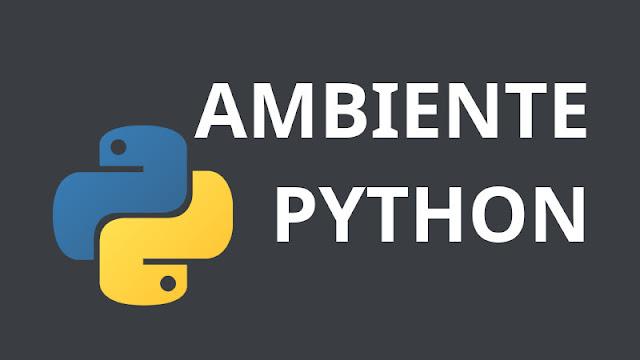 Montando ambiente para programar em Python