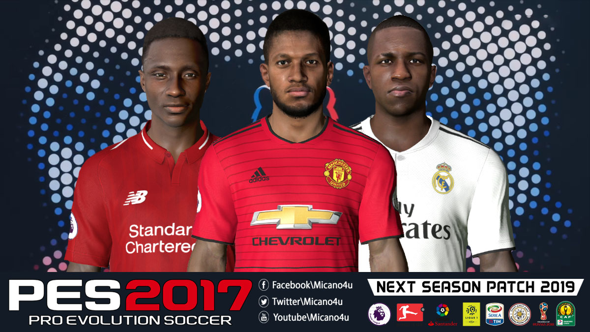 pes 2019 patch free download