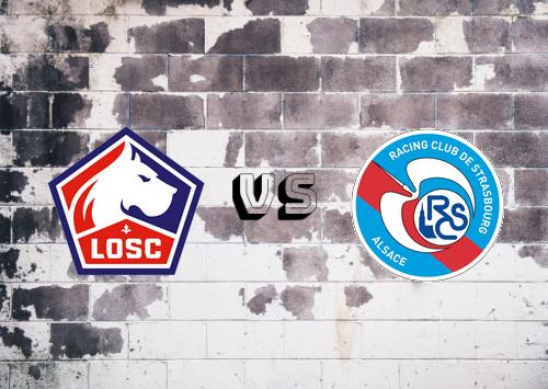 Lille vs Strasbourg  Resumen