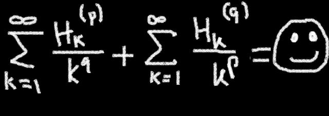 Sifat Deret Harmonik yang Mencengangkan (Ada Fungsi Zeta Disini)