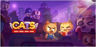 Download Cats Crash Arena Turbo Stars Apk Terbaru