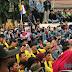 Aksi Mahasiswa ke DPRD Kota Tasik, Sempat Saling Dorong Bersama petugas