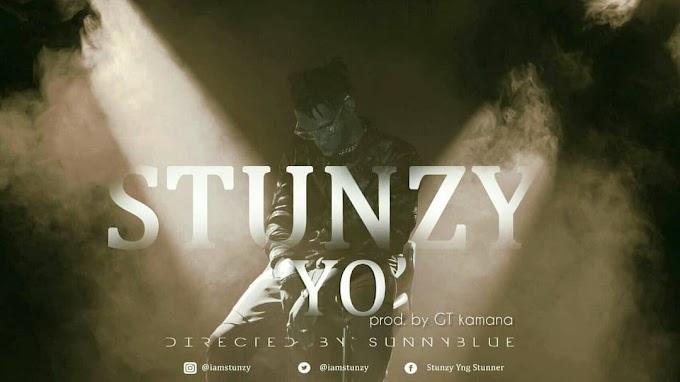 Stunzy - Yo! [Music + Lyrics]