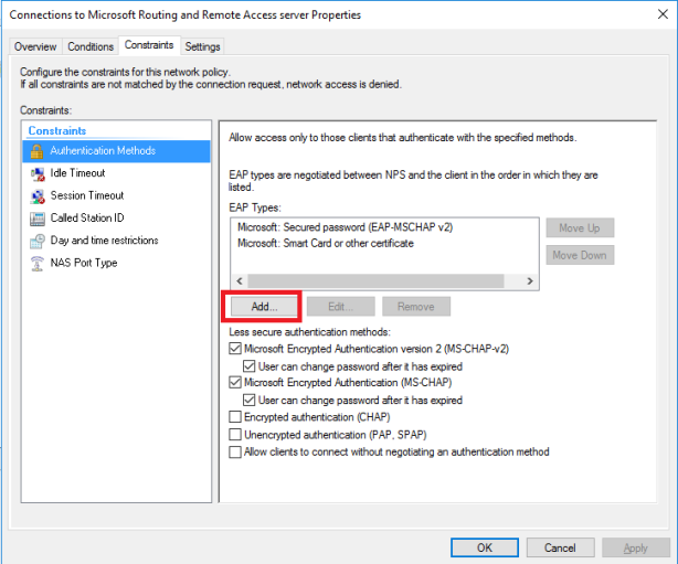 How To Set Up VPN Server on Windows Server 2016 - TECHSUPPORT