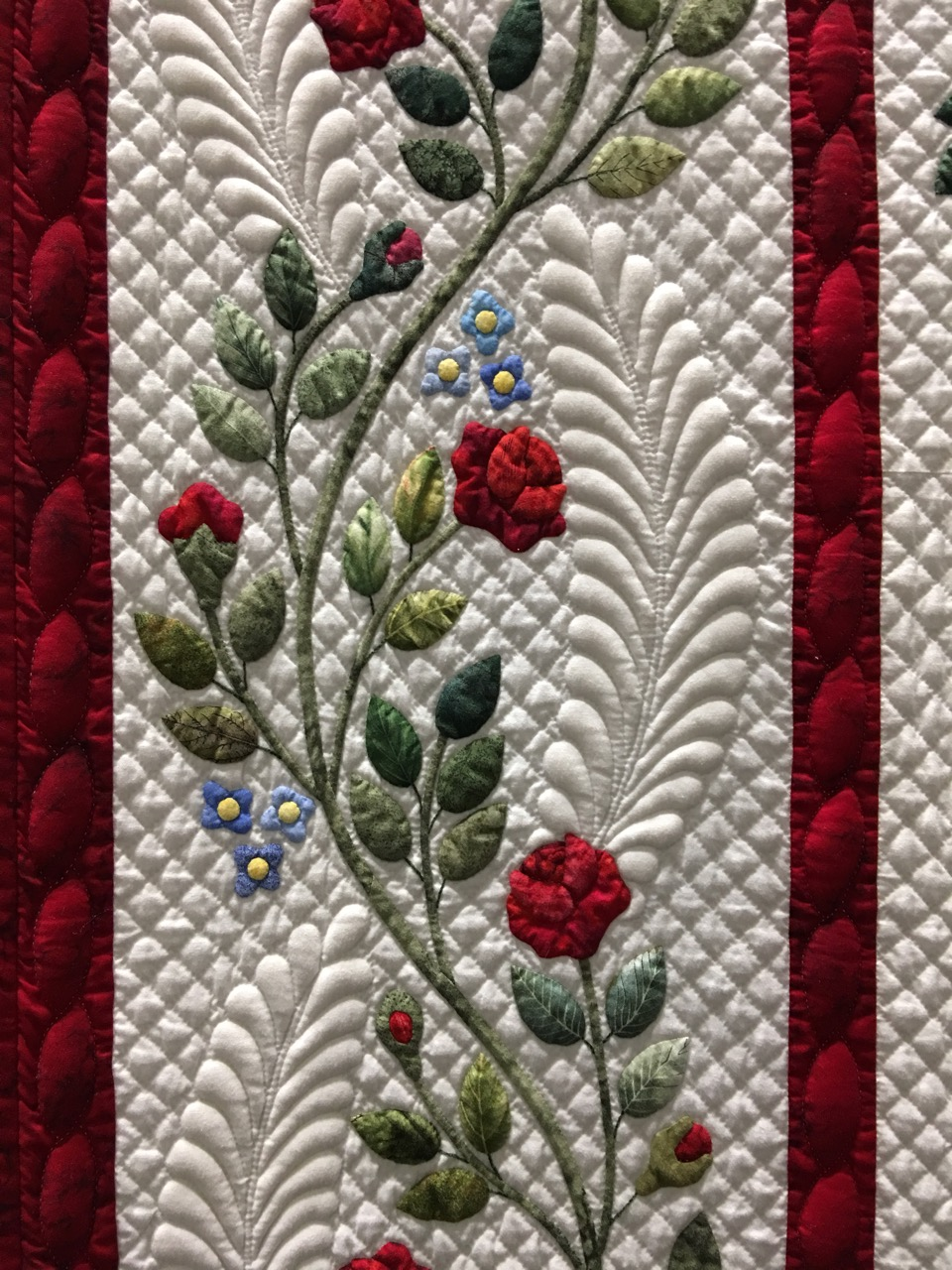 More Amazing Quilts From The 2017 Sydney Quilt Show Blue