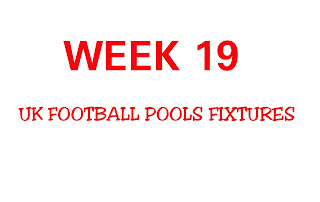 Football Pools Fixtures and Results