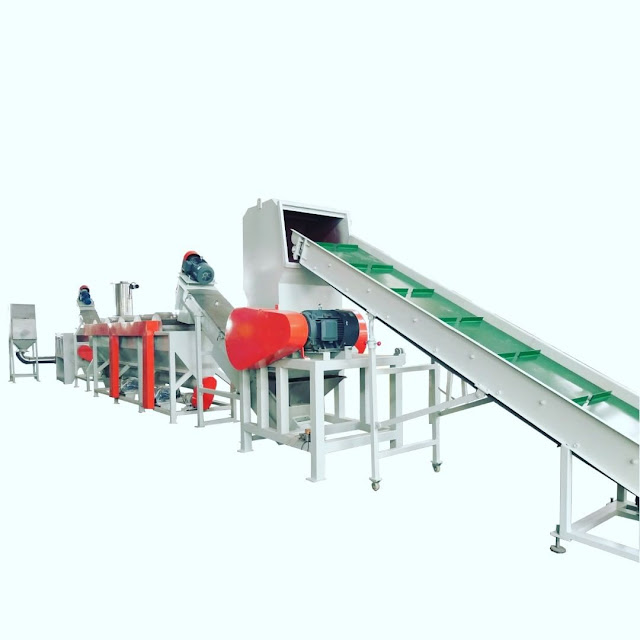 leading manufacturer in China for the Waste PET Recycling machine