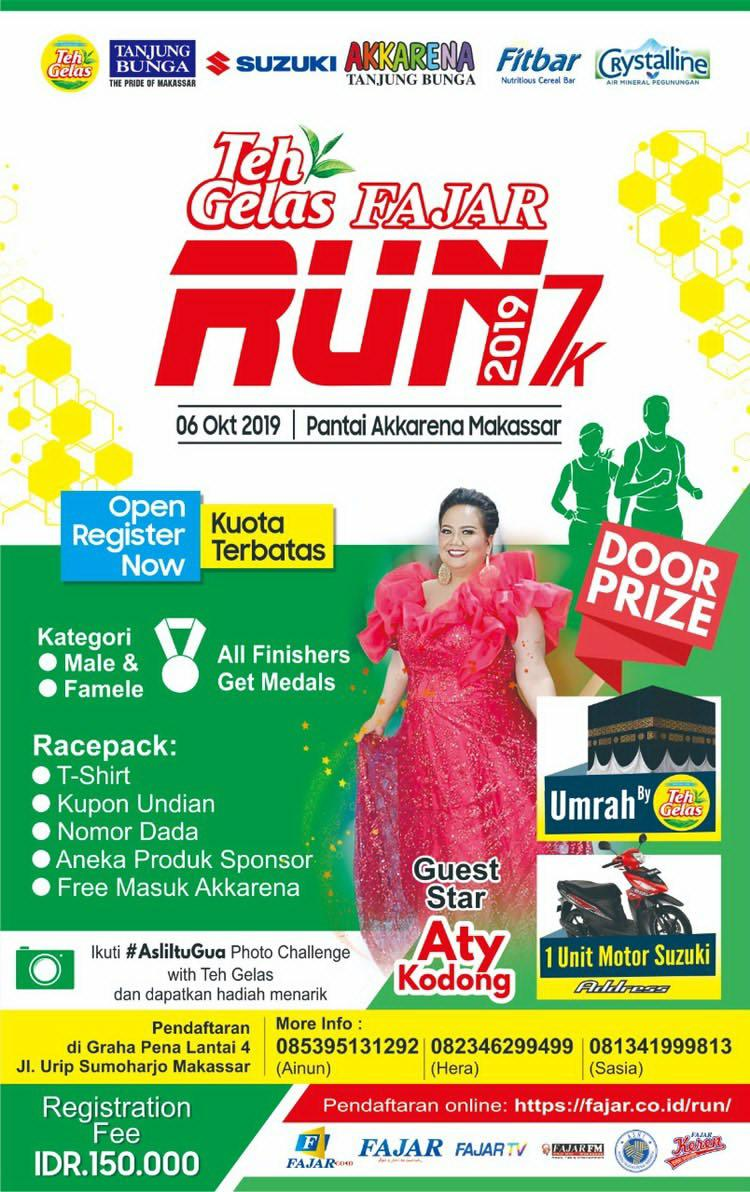 Fajar Run • 2019