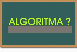 Pengertian algoritma, algoritma pemrograman