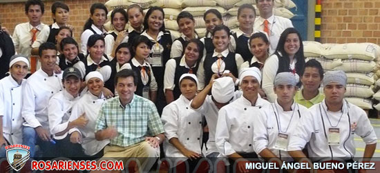 SENA 2012: una 'joya de la corona' en resultados y gestión institucional | Rosarienses, Villa del Rosario