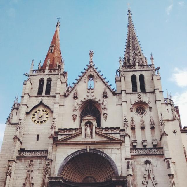 Iglesia de Saint-Nizier
