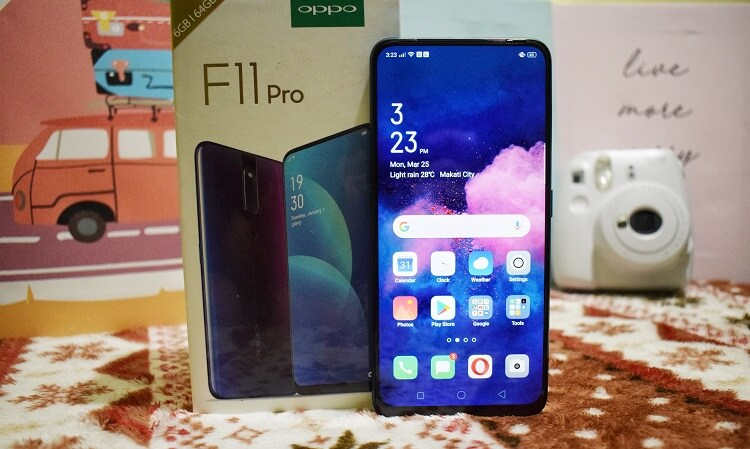 OPPO F11 Pro Review Philippines