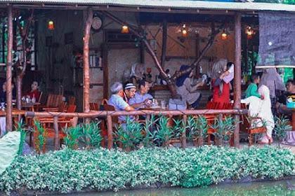 Putri Sangkaya, Tempat Ngopi, Wisata Mancing dan Kuliner Terkece di Martapura