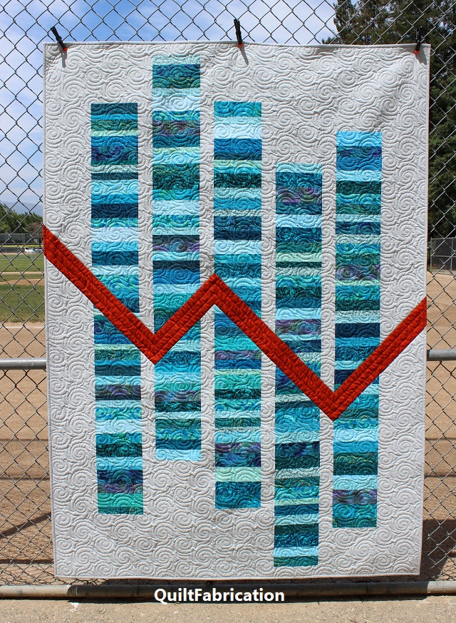 Stock Market by QuiltFabrication