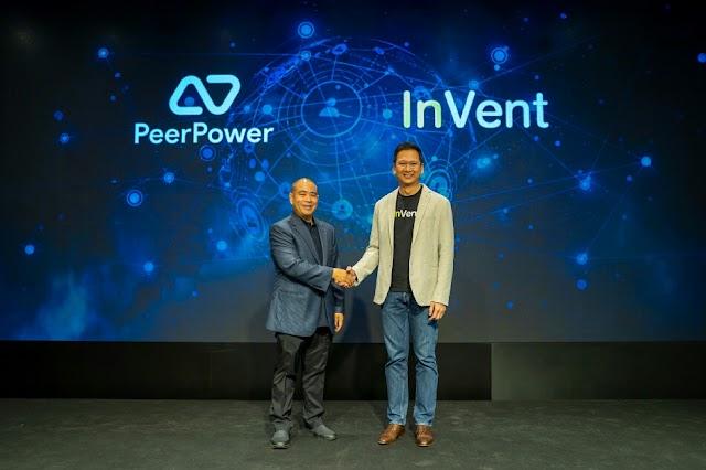 InVent invests in Thailand's First Crowdfunding Bonds PeerPower