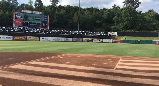 Minor League Baseball Team Trolls Colin Kaepernick By Drawing Giant Betsy Ross Flag On Infield