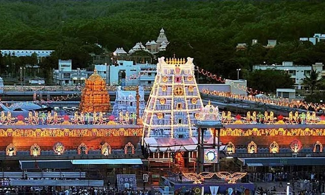 Tirumala – A Divine Place granting prosperity