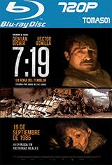 7:19, la hora del temblor (2016) BDRip m720p