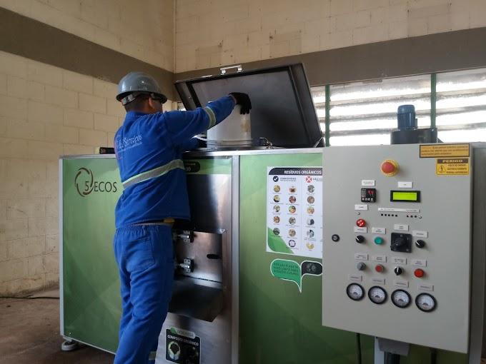 Imerys realiza projeto de compostagem em Ipixuna do Pará