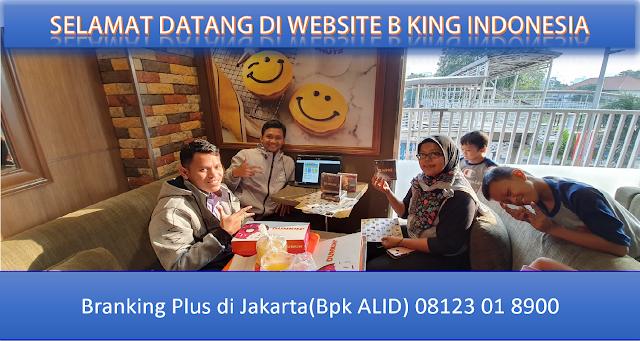 PROMOSI, 08123 01 8900 (Bpk. Alid), Branking Plus di Jakarta