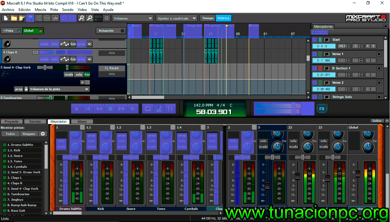 Acoustica Mixcraft Gratis con Licencias
