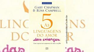 Capa divulgação livrobas cinco linguagens dos amor